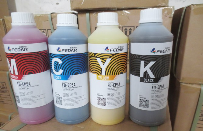 How to choose Fedar sublimation printer ink?
